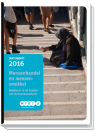 Cover image Myria annual report trafficking and smuggling 2016