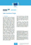 Safe countries of origin (EMN Inform) | EMN