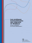 "Cover page of the KBF publication ""Transnational practices of migrants"""