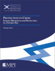 Cover page of MPI report on protection in crisis
