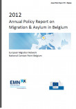 Cover page of the report 2012