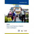 Cover page REAB Annual Report 2010