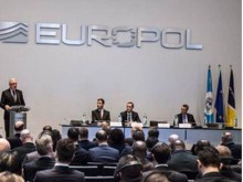 Photo of launch event EMSC with Europol