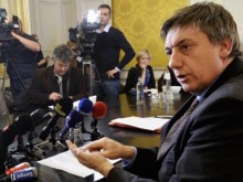 Jan Jambon press conference