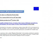 Cover Ad Hoc Query Migration Partnerships