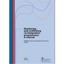 KBS-Manual: Monitoring anti-trafficking re/integration programmes