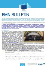 Cover of the EMN Bulletin (oct-dec 2015)