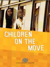 Cover page of Children on the Move