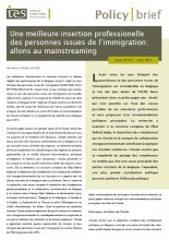 Image Couverture Policy Brief