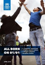"Couverture du rapport ""All born on 01.01"""