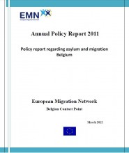 cover annual policy report 2011