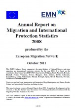 Cover EMN Statistics 2008 Synthesis Report