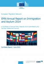 Cover EMN Annual Report on Immigration and Asylum 2014