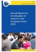 Cover image EASO Annual Report 2015