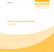 Cover Eurostat Studie: Indicators of Immigrant Integration