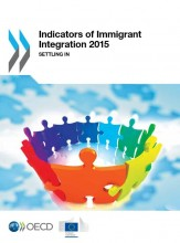 Cover OECD-EC study on integration 2015
