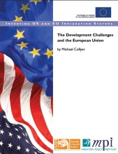 Cover The Development Challenges and the European Union