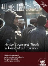 Cover UNHCR Report: Asylum Levels and Trends in Industrialized Countries