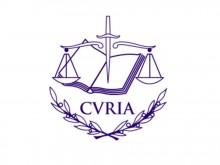 Court of Justice of the European Union logo