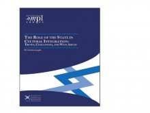 Cover of the publication on the Transatlantic Council on Migration