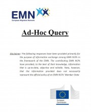 Cover page Austrian Ad Hoc Query