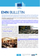 Cover 16th EMN Bulletin