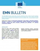 EMN Bulletin June - October 2013