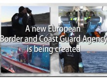 A new European Border and Coast Guard Agency is being launched