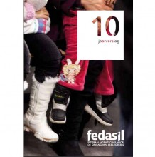 picture cover annual report fedasil