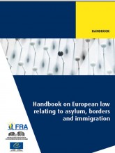 FRA Handbook European Law Asylum Borders Immigration