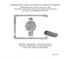 Image study on gender related asylum claims