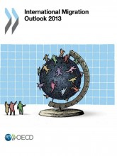 Page de couverture des Perspectives des Migrations Internationales 2013