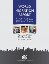 Cover image World Migration Report 2015 (IOM)