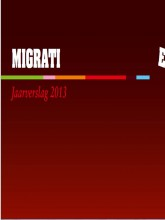 Image Annual Report on Migration 2013