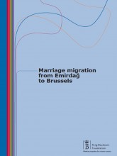 Cover Page of the KBF Study on Marriage Migration from Emirdag to Brussels