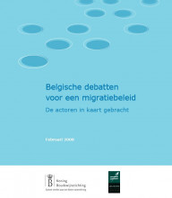 Coverpicture KBS-Centre: Belgian Debates for Migration Policy