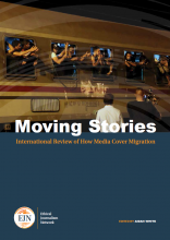 Cover report Moving Stories