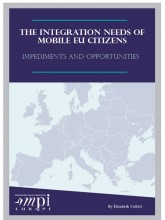 Cover page of MPI Europe Publication Integration Needs Mobile EU Citizens
