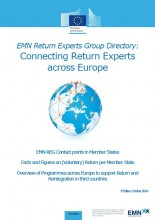 Cover Pïcture of the EMN REG Directory