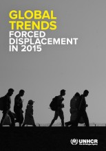 Cover image - UNHCR Global Trends Report 2015