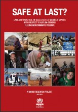 cover UNHCR publication